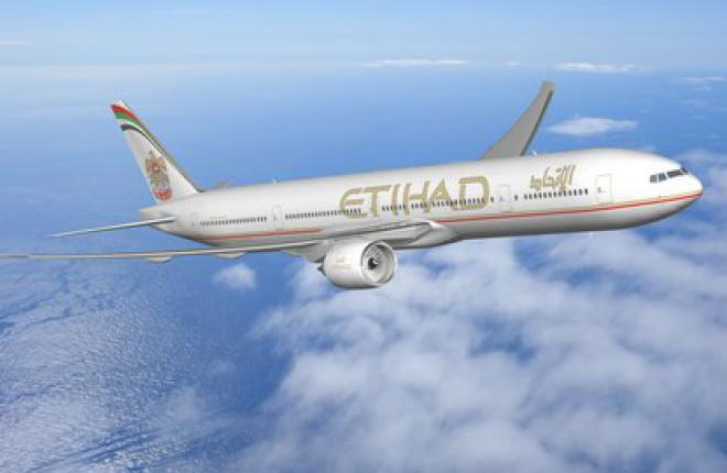 Тарифы раннего бронирования от авиакомпании Etihad Airways!