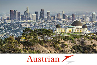 Путешествия в Северную Америку вместе с Austrian Airlines.
