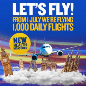 Недорогие билеты на лето с вылетом из Литвы от авиакомпании Ryanair