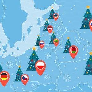 Недорогие билеты Ecolines в Литву
