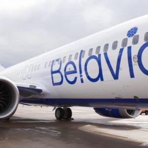 Boeing 737-8 стал 29 самолетом во флоте Белавиа